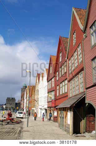 In Bergen