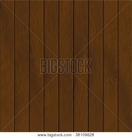 Vector Dark Wood Planks
