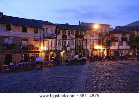 Guimaraes At Night, Portugal