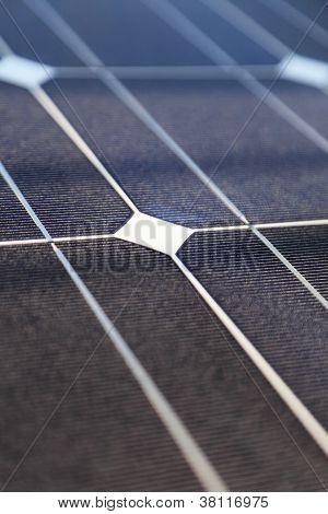 Photovoltaic Panels - Solar Energy Concept