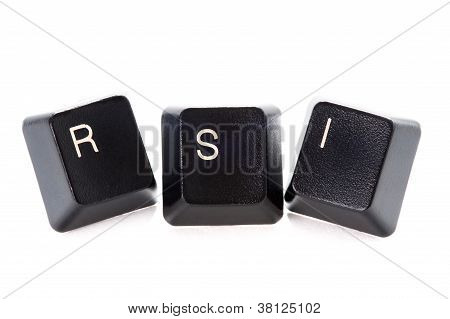 Repetitive Strain Injury Computer Keys