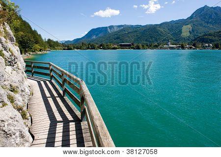 Gangway Over Water