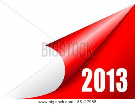 New year coming vector illustration