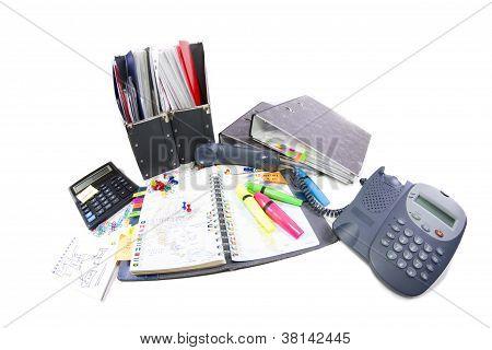 Office Supplies (fisheye Snapshot)