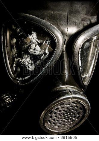 Máscara de gás israelense