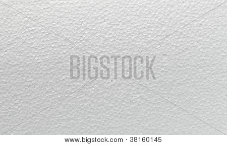 Styrofoam Polystyrene  Texture Background