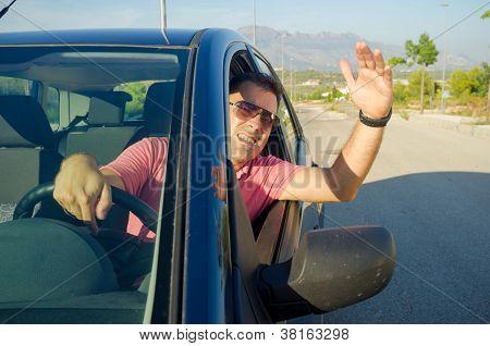Road Stress