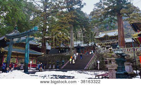 Tosho-gu Shrine in Nikko
