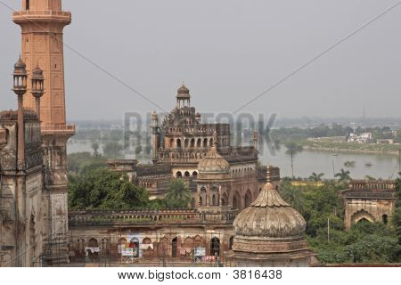 Architecture Of Lucknow, India
