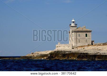 Stone Lighthouse (Brijuni)