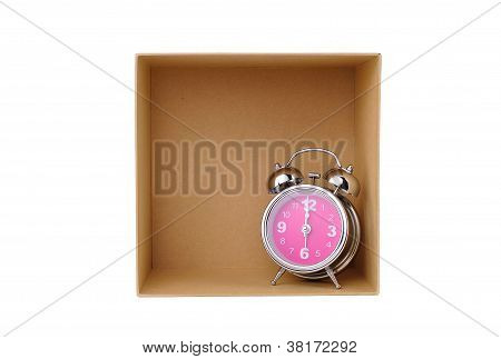 Clock In Box