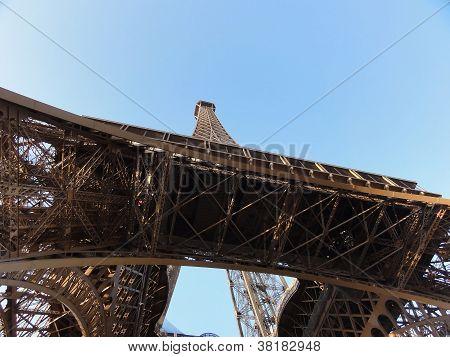 Eiffel Under The Sky