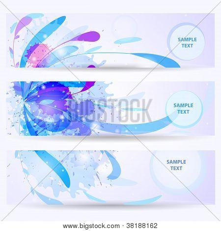 Floral bunner