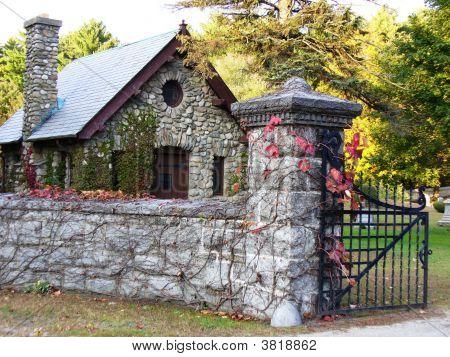 Cemetery Building