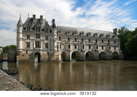 The Chateau De Chenonceau Loire Valley