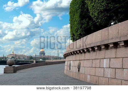 Embankment.
