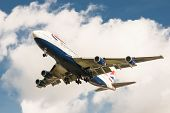 British Airways Boeing 747
