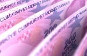Turkish Lira Close-up