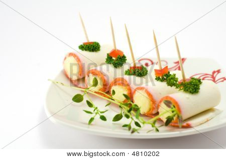 Crabmeat Sticks