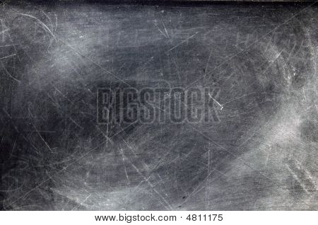Chalkboard With Dust