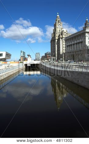 Liver Building And New Canal