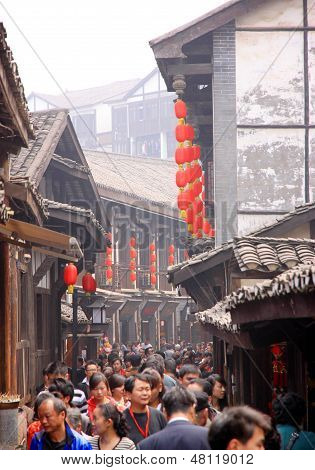 Old Chongqing