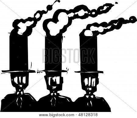 Business Smokestacks