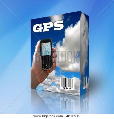 3D Gps Box For Generics Products