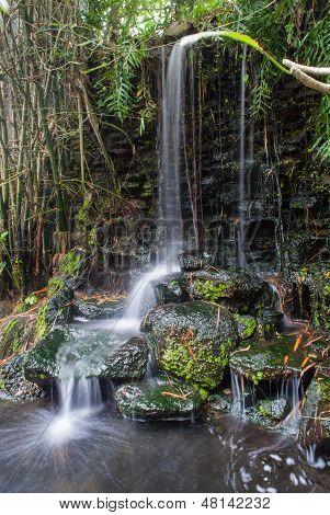 Waterfall In   Phuket Island,thailand