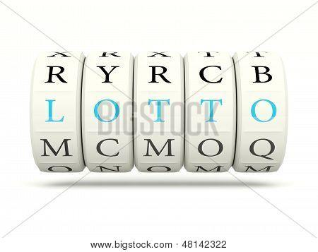 Lotto On Slot Machine