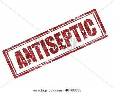 Antiseptic-stamp