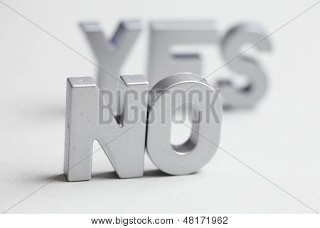 No-yes icons