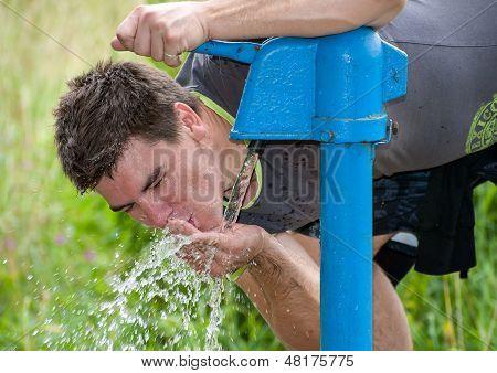 thirst satisfying