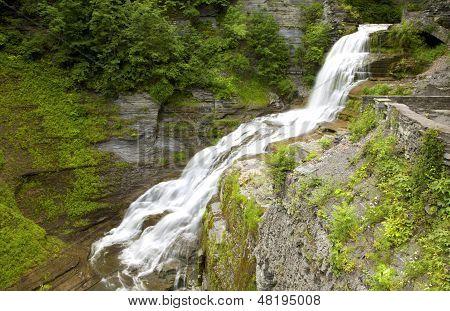 Lúcifer Falls Robert H. Treman State Park