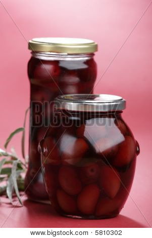 Canned Kalamata Olives