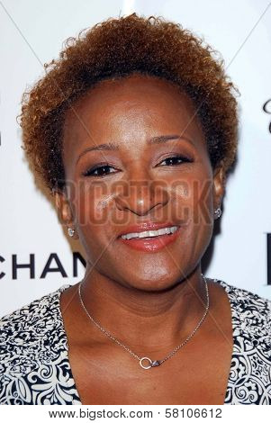 Wanda Sykes at the ELLE Magazine's 14th Annual Women In Hollywood Party. Four Seasons Hotel, Beverly Hills, CA. 10-15-07