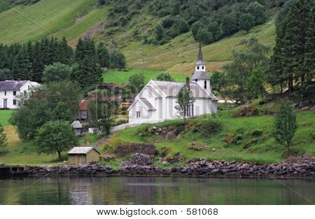 A Church In Fiords