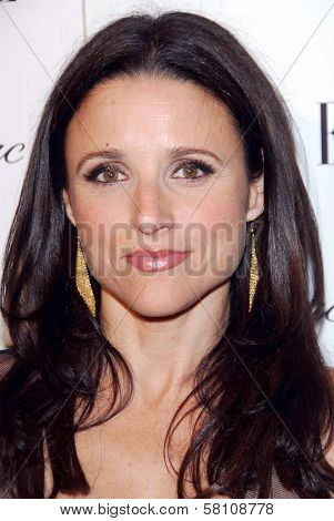 Julia Louis-Dreyfus at the ELLE Magazine's 14th Annual Women In Hollywood Party. Four Seasons Hotel, Beverly Hills, CA. 10-15-07