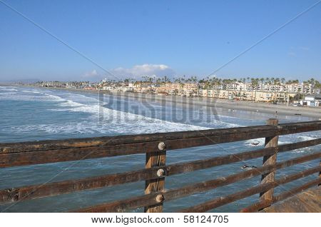 Oceanside in California