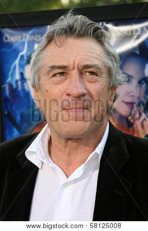 Robert De Niro at the Los Angeles Premiere of