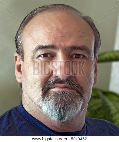 Adult Male Headshot