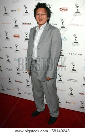Masi Oka at the 59th Annual Emmy Awards Nominee Reception. Pacific Design Center, Los Angeles, CA. 09-14-07