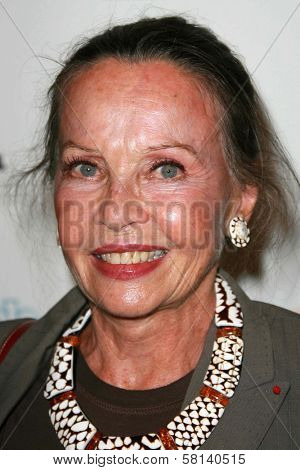 Leslie Caron at the 59th Annual Emmy Awards Nominee Reception. Pacific Design Center, Los Angeles, CA. 09-14-07