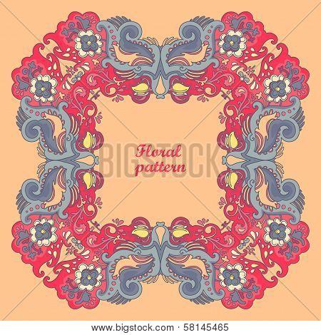Colorful backgrounds template. vector floral banner set. floral vector illustration