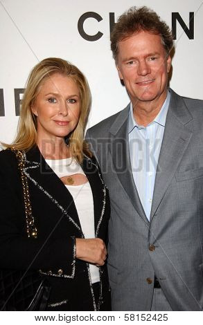 Kathy Hilton and Rick Hilton at the Chanel and P.S. Arts Party. Chanel Beverly Hills Boutique, Beverly Hills, CA. 09-20-07