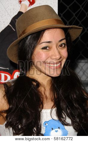 Aimee Garcia at the Los Angeles Party for
