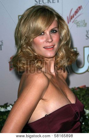 Bonnie Somerville at the Us Hot Hollywood 2007 party presented by Us Weekly. Sugar, Hollywood, CA. 04-26-07