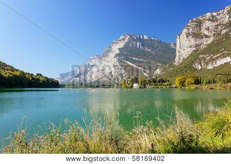 Toblino Lake And Castle