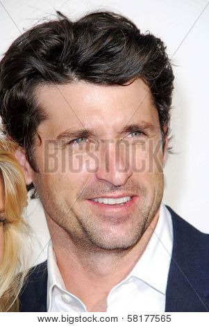 Patrick Dempsey at The Sixth Annual Chrysalis Butterfly Ball. The Home of Susan Harris and Hayward Kaiser, Mandeville Canyon, CA. 06-02-07