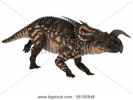 Dinosaur Einiosaurus